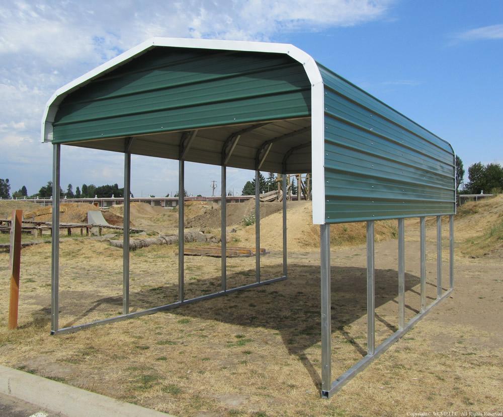 West Coast Metal Buildings Carport K Carports Garages