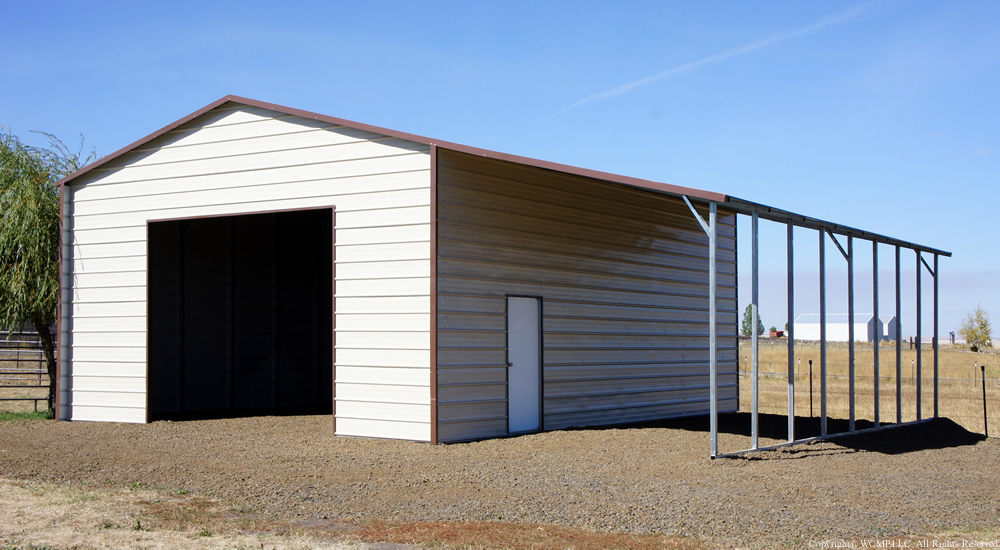 West coast metal buildings custom carport a carports for Garages and more