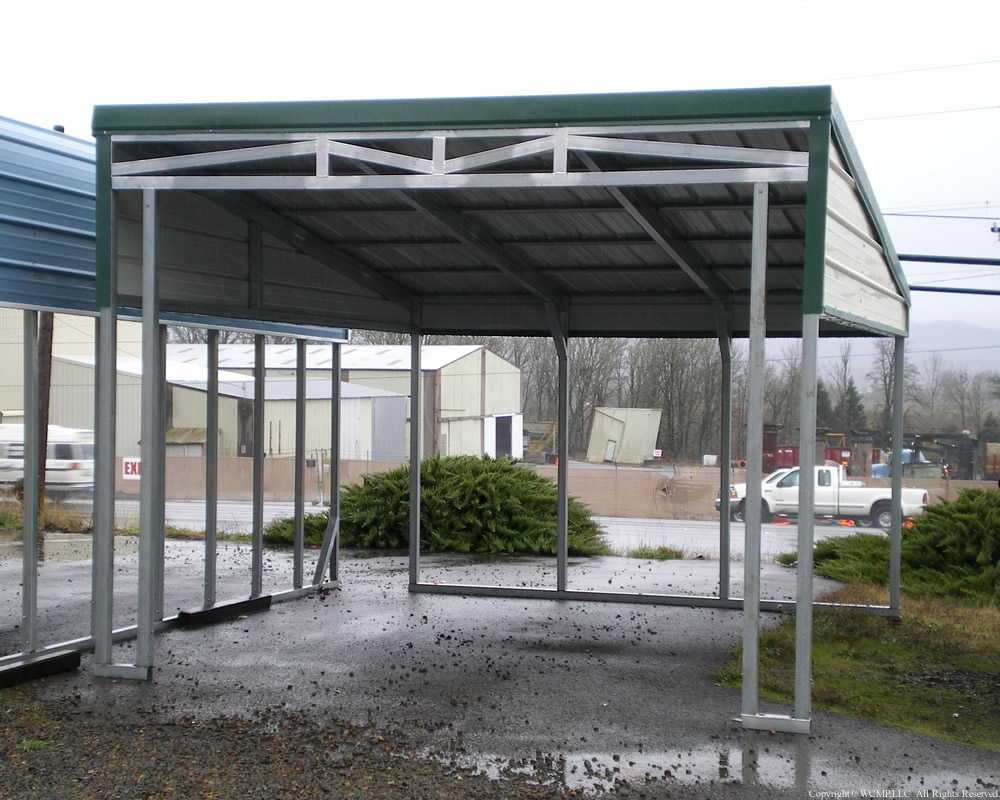 Lean To Carports Style : Metal carports lean to images pixelmari